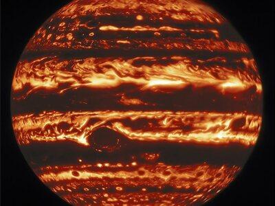 Ο πλανήτης Δίας όπως δεν τον έχουμε δει ποτέ ξανά