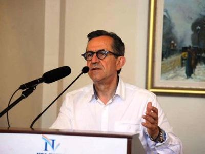 Νίκος Νικολόπουλος: «Συγχαρητήρια στον Φαρμάκη, ευχές στον Πελετίδη, αλλά…»