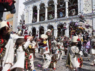 Πατρινό Καρναβάλι: H ώρα της παρέλασης τ...