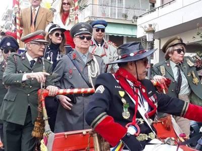 Απόβαση στρατηγών στην καρναβαλική Πάτρα...