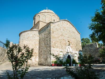 Πανηγυρίζει το σαββατοκύριακο το μοναστήρι Φιλοκαλίου Πέττα