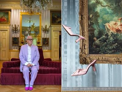 Λονδίνο: Ο Manolo Blahnik δίπλα στο Rubens; Εμείς βέβαια λέμε ναι!