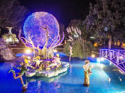 Και φέτος το Χριστουγεννιάτικο πάρκο στο Αίγιο