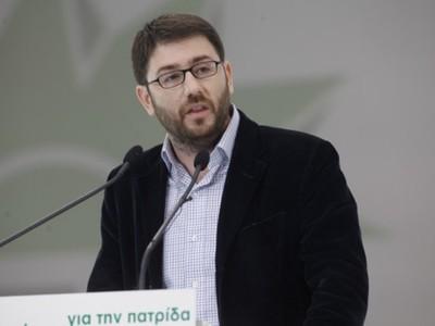 Ο Ανδρουλάκης πάει για... ελληνική Βουλή...