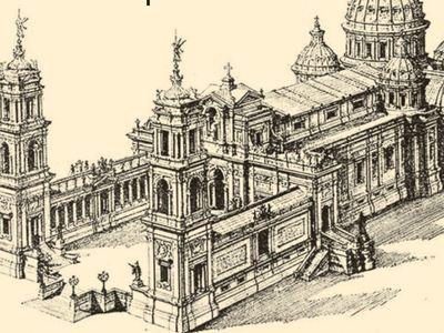 Ο Ναός της Παναγίας στη Νόρμαν που δεν έγινε ποτέ και που θα άλλαζε μια ολόκληρη περιοχή