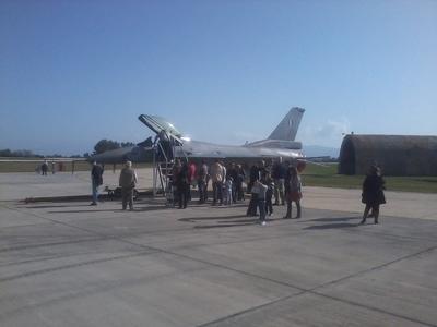 Νέα αντιιμπεριαλιστική συγκέντρωση σήμερα στην αεροπορική βάση του Αράξου