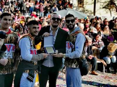 Ποιοί πατρινοί καρναβαλιστές συμμετείχαν στην παρέλαση του Μοσχάτου - ΔΕΙΤΕ ΦΩΤΟ