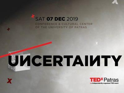 """H αβεβαιότητα"" κεντρικό θέμα του 5ου TEDxPatras"