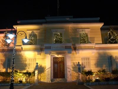 Οι Χριστουγεννιάτικες εκδηλώσεις του Δήμου  Μεσολογγίου