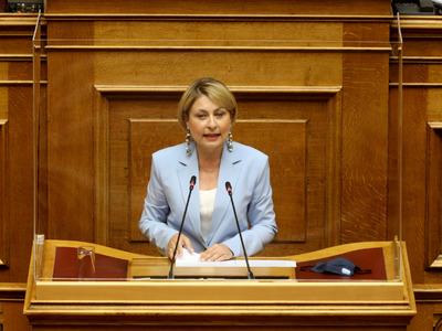 Η Χριστίνα Αλεξοπούλου για τη Διεθνή Ημέ...