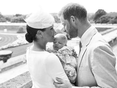 Harry και Meghan βάπτισαν τον γιο τους! Οι πρώτες φωτογραφίες