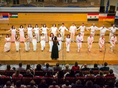 Στο 8ο Φεστιβάλ Χορωδιών στη Νάουσα πάει το Σάββατο το Vocal Φωνητικό σύνολο Πάτρας