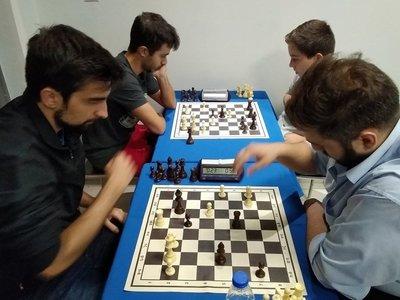 Το σκακιστικό τουρνουά της ΝΕΠ (ΦΩΤΟ)