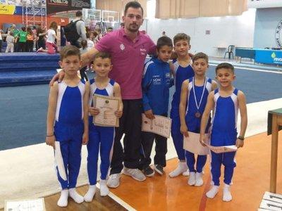 Εχουν μέλλον οι μικροί γυμναστές του ΑΓΟ Πάτρας