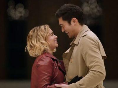 """Φτάνει 14 Νοεμβρίου στη χώρα μας η γιορτινή ρομαντική κομεντί """"Last Christmas"""""""