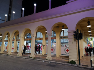 200+ περιστατικά αντιμετώπισαν οι εθελοντές του Ερυθρού Σταυρού το καρναβαλικό Σαββατοκύριακο στην Πάτρα
