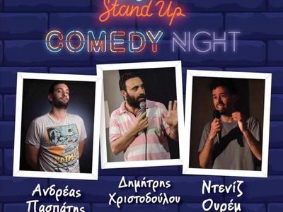 Βραδιά stand up comedy το Σάββατο στην Πάτρα