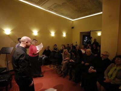 ΔΕΙΤΕ ΦΩΤΟ από την 3η εκδήλωση της ενότητας «Πατρινοί συνθέτες – Πατρινοί Ποιητές» στην Αθήνα
