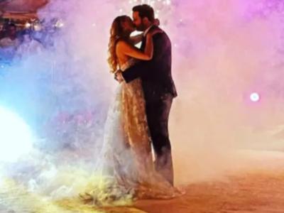 Αμαλία Αρσένη: Παραμυθένιος γάμος στην Κ...