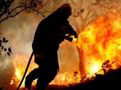 Σε εξέλιξη τα τρία πύρινα μέτωπα στην Κέρκυρα- Απειλούνται σπίτια