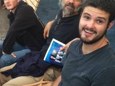 Τηλέμαχος Ορφανός: Ο 27χρονος που επέζησε από την επίθεση στο Λας Βέγκας και έπεσε νεκρός σε μπαρ της Καλιφόρνιας -
