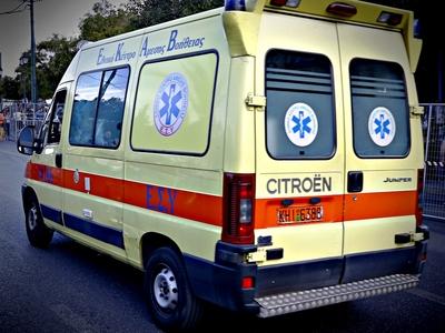 Δύο τραυματίες στην Πατρών-Πύργου – Τράκαραν με νταλίκα