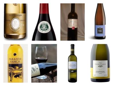 Οκτώ ιδανικά κρασιά για το εορταστικό σας δείπνο