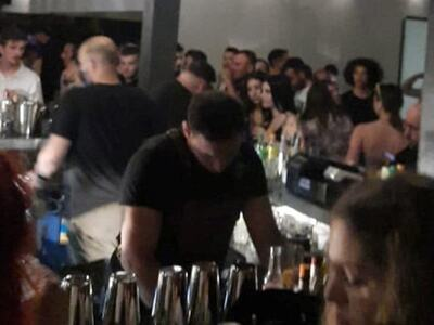 Πάτρα: Όλοι έξω για ποτό στα καταστήματα...
