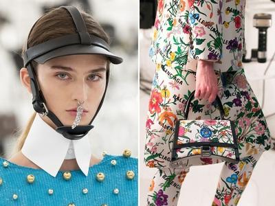 Ενας αιώνας Gucci με λογότυπα Balenciaga...