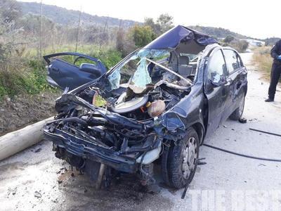 Τρίτη η Δυτική Ελλάδα σε νεκρούς από τροχαία σύμφωνα με την ΕΛΣΤΑΤ
