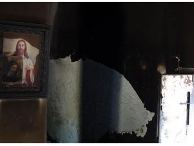 Αιτωλοακαρνανία:Καταστροφή από εμπρησμό στο βυζαντινό μοναστήρι των Αγίων Ταξιαρχών στο Νεοχώρι! ΦΩΤΟ