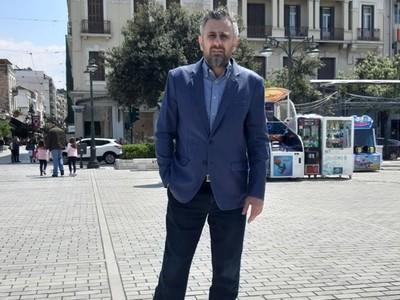 Αλ. Χριστακόπουλος: Εμείς στο «Κοινοτικόν» θα βρισκόμαστε δίπλα σου και τη Δευτέρα