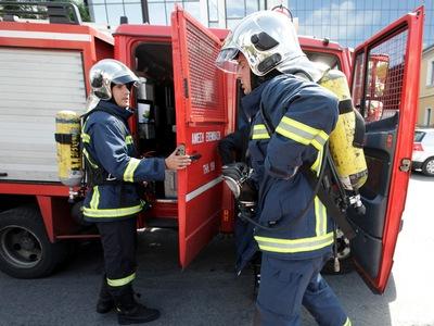 Πάτρα: Κλήση στην πυροσβεστική για καπνο...