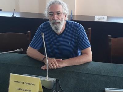 Γρηγόρης Μαρκέτος: Υγεία και Δήμος Πατρέων