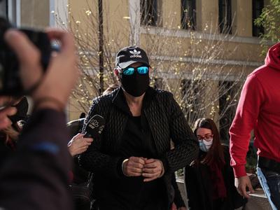 """Στον εισαγγελέα ο Σφακιανάκης- """"Ιδο..."""