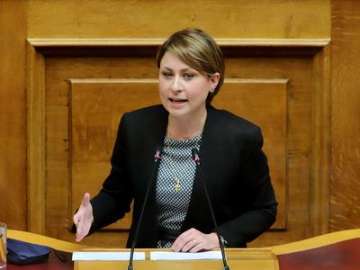 Χριστίνα Αλεξοπούλου: Η Πράσινη Μετάβαση...