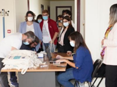 Διασυνοριακή συνάντηση B2B στο Αίγιο