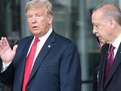 Η καυτή επιστολή Τραμπ στον Ερντογάν: Μην το παίζεις σκληρός, θα σε θυμούνται σαν διάβολο!