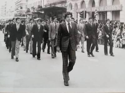 Εικόνα από την παρέλαση για την 28η Οκτω...