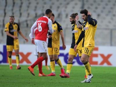 Europa League: «Αντίο» με βαριά ήττα για...