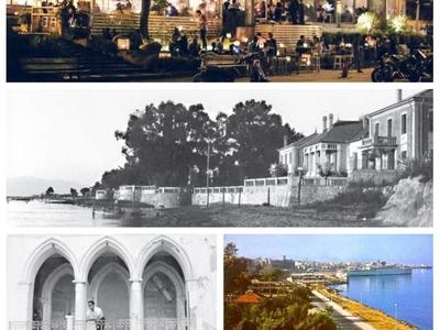 Η Γλυφάδα της Πάτρας, με τις επαύλεις, την ωραία θάλασσα και τις καφετέριες-Τι απέμεινε στα σημερινά Πελεκανέικα...