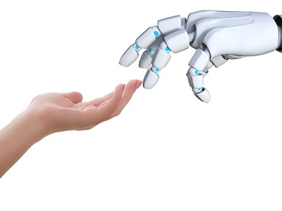 Μαθητές δημιούργησαν  ρομπότ που δίνει α...