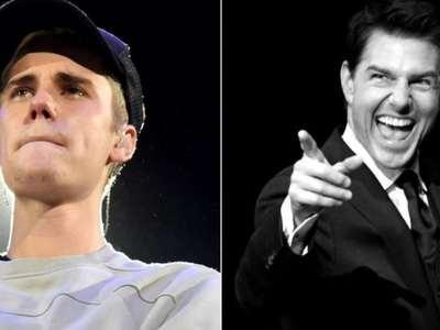 Θα παλέψουν στο «κλουβί» Τζάστιν Μπίμπερ και Τομ Κρουζ; Η πρόκληση του τραγουδιστή