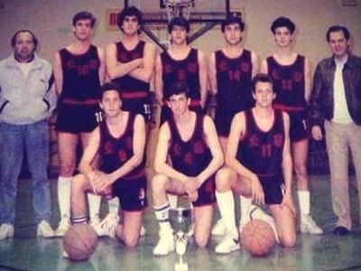 Η Παναχαϊκή πρωταθλήτρια εφήβων το 1987