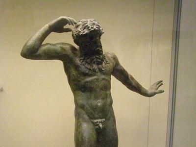 """Τα ...""""Ελγίνεια"""" της Πάτρας - Το σπουδαίο άγαλμα που βρέθηκε σε ανασκαφές στο Κάστρο και κατέληξε στο Βρετανικό Μουσείο..."""