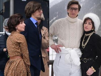 House of Gucci: Τα looks της Gaga και η ...