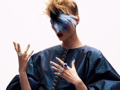 Paris Couture Digital: Οι Chanel punk πρ...