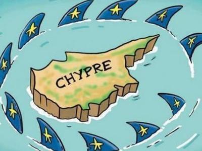 """Κύπρος: Οι γελοιογραφίες της κρίσης - Οι καρχαρίες και οι """"επιλογές"""" της Μέρκελ"""