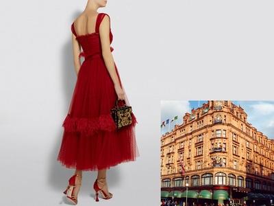 Harrods: Με ποιά πανάκριβα φορέματα μας «ξεμυαλίζει» για parties
