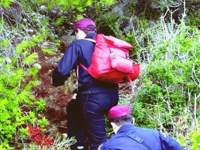 Βρήκαν τους δύο πεζοπόρους που είχαν χαθεί στον Παρνασσό – Θρίλερ με τον τρίτο
